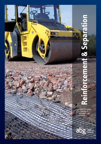 Reinforcement and Separation Systems