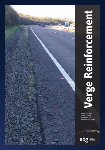 Road Verge Reinforcement