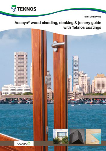 Teknos brochure