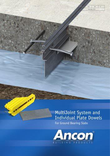 MultiJoint & Individual Plate Dowels
