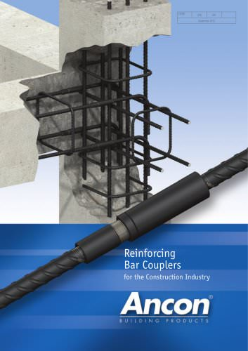 Reinforcing Bar Couplers for the Construction Industry
