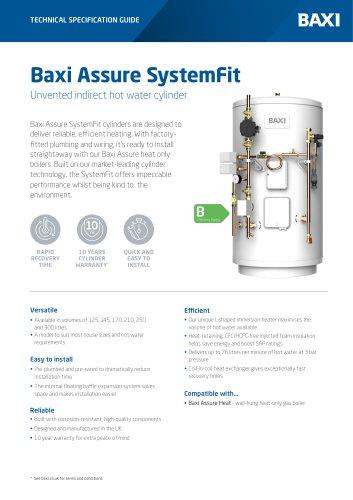 Baxi Assure SystemFit
