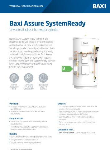 Baxi Assure SystemReady