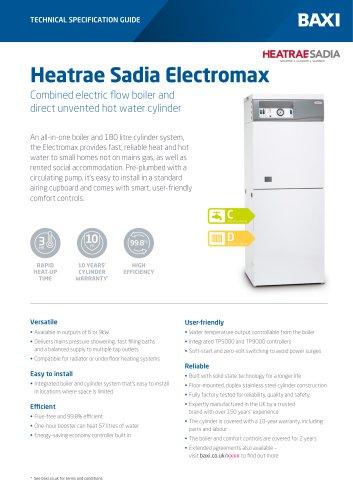 Heatrae Sadia Electromax