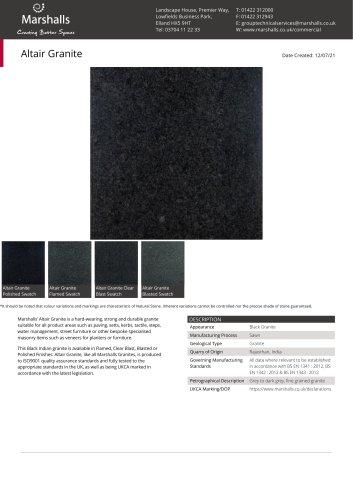Altair Granite