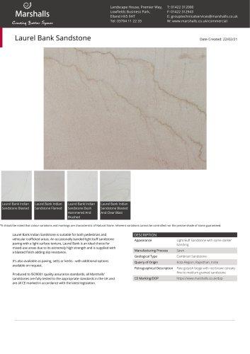 Laurel Bank Sandstone