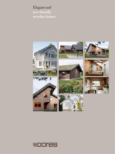 Dores - Elegant and Eco friendly homes