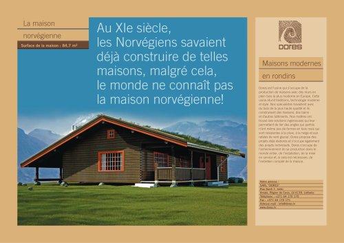 La maison norvégienne
