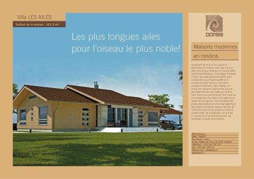 Villa LES AILES
