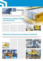 Votre fournisseur unique pour l'industrie de la préfabrication - 2