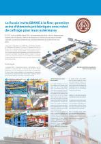 Votre fournisseur unique pour l'industrie de la préfabrication - 3