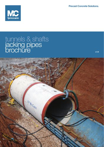 Jacking Pipes