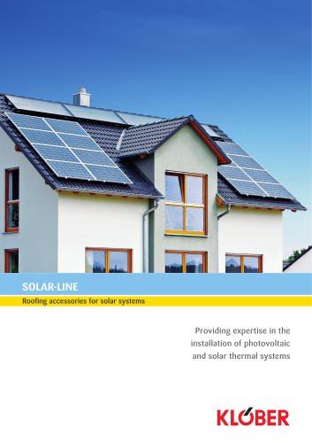 SOLAR-LINE brochure