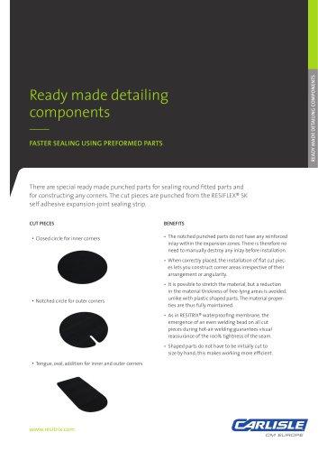 RESITRIX® Detailing Components