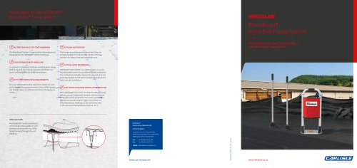 RhinoBond® Induction Fixing System