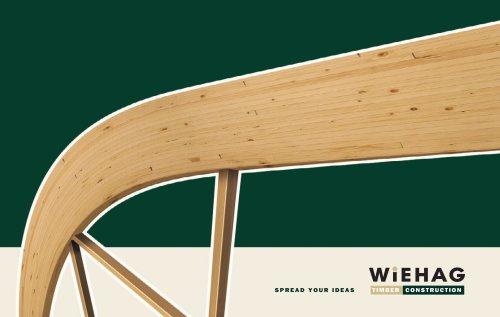 WIEHAG Company brochure