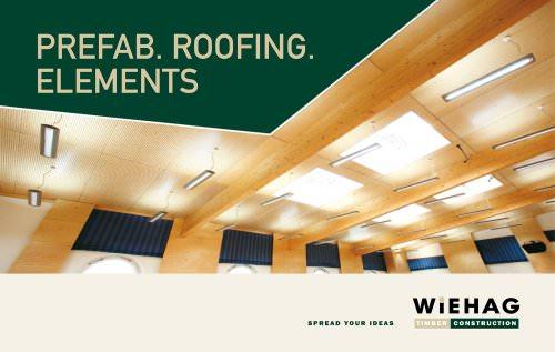 WIEHAG Prefab.Roofing.Elements