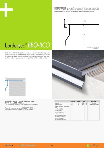 Bordertec BBO-BCO