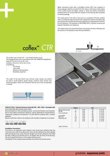 Coflex CTR