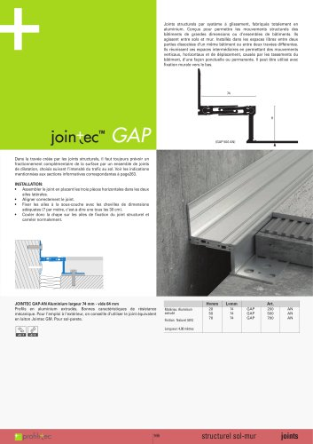 Jointec GAP
