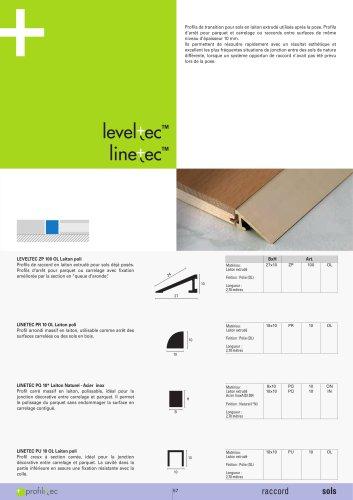 Leveltec ZP Linetec PR-PQ-PU