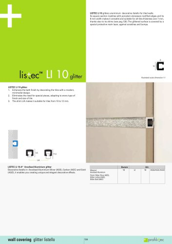 Listec LI 10 Glitter