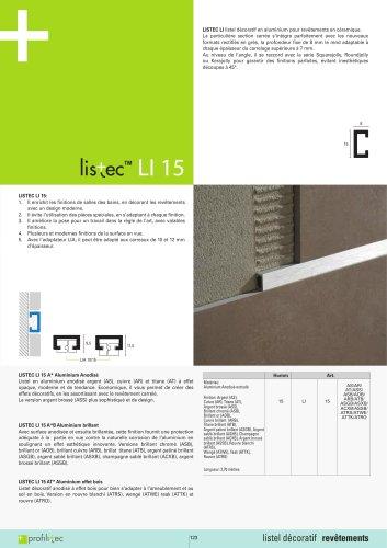Listec LI 15