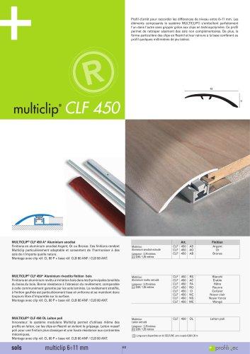 Multiclip CLF 450