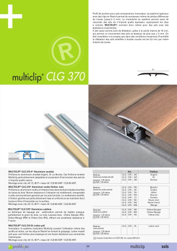 Multiclip CLG 370