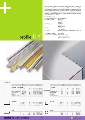 Profili DIY