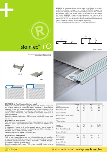 Stairtec FO