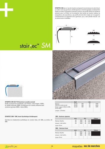 Stairtec SM 28