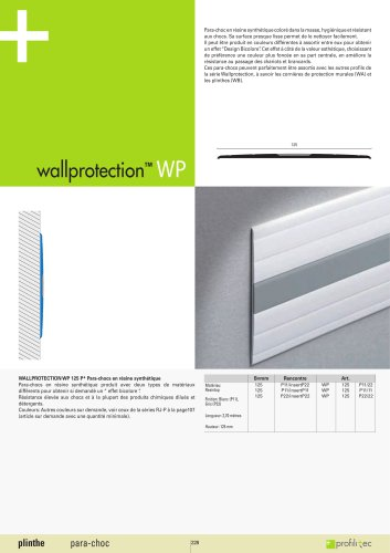 Wallprotection WP