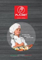 Planet Outdoor Cooking catalogue