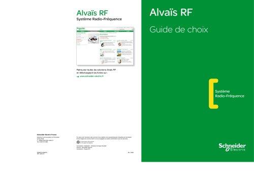 Alvais RF : système Radio-Fréquence