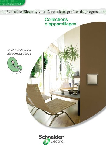 Collections d'appareillages