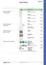 Résidentielet petit tertiaire:catalogue 2013/chapitre C