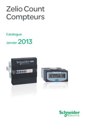 Zelio Count Counters catalog
