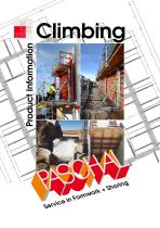 Climbing - Product Information
