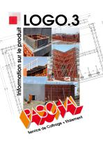 LOGO.3 - Information sur le produit