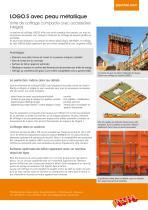 LOGO.S avec peau métallique - Information sur le produit - 2