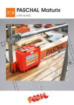 PASCHAL Maturix - Livre Blanc - 1