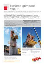Système grimpant 240cm - Information sur le produit - 2