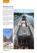 TG 60 Tour étaiement UNIVERSEL - Information sur le produit - 2
