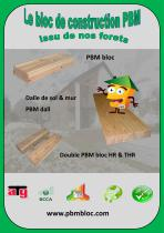 Le bloc de construction PBM