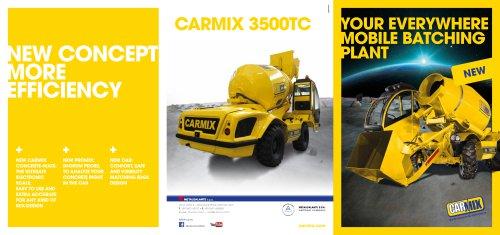 CARMIX 3500TC