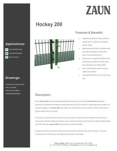 Hockey 200