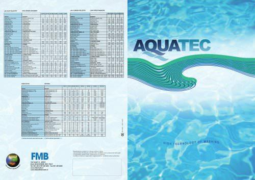 Aquatec Series