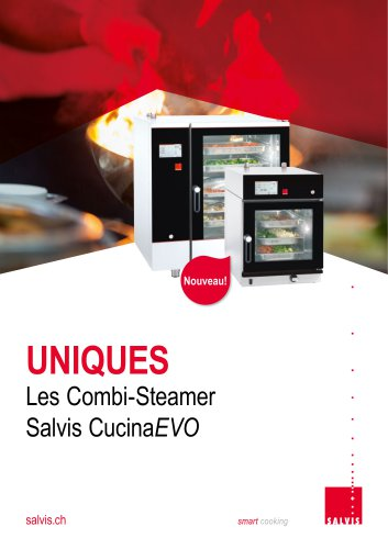 Combi-Steamer Salvis CucinaEVO
