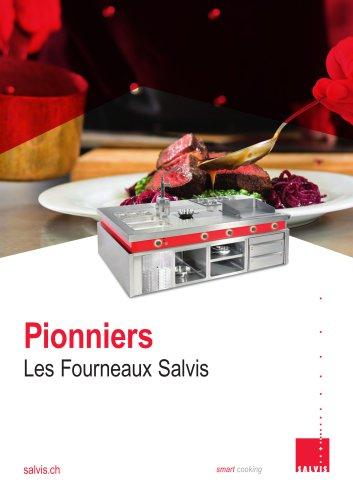 Salvis Fourneaux VisionPRO & Master